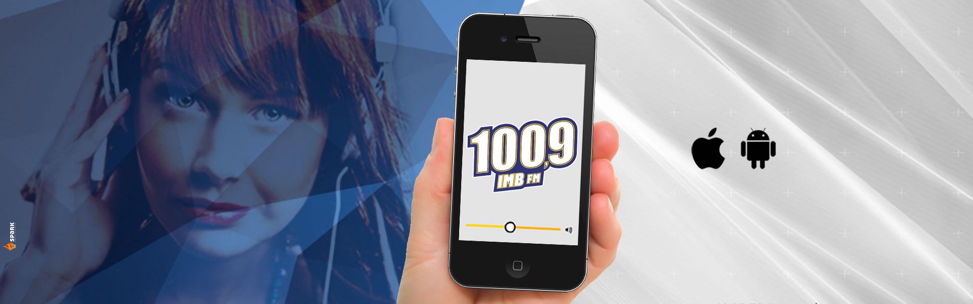 Baixe gratuitamente o aplicativo IMB FM